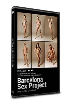 Barcelona Sex Project DVD. Only PAL